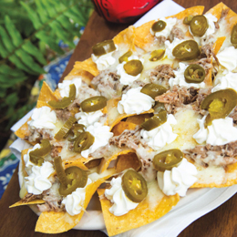 Top Five: Nachos