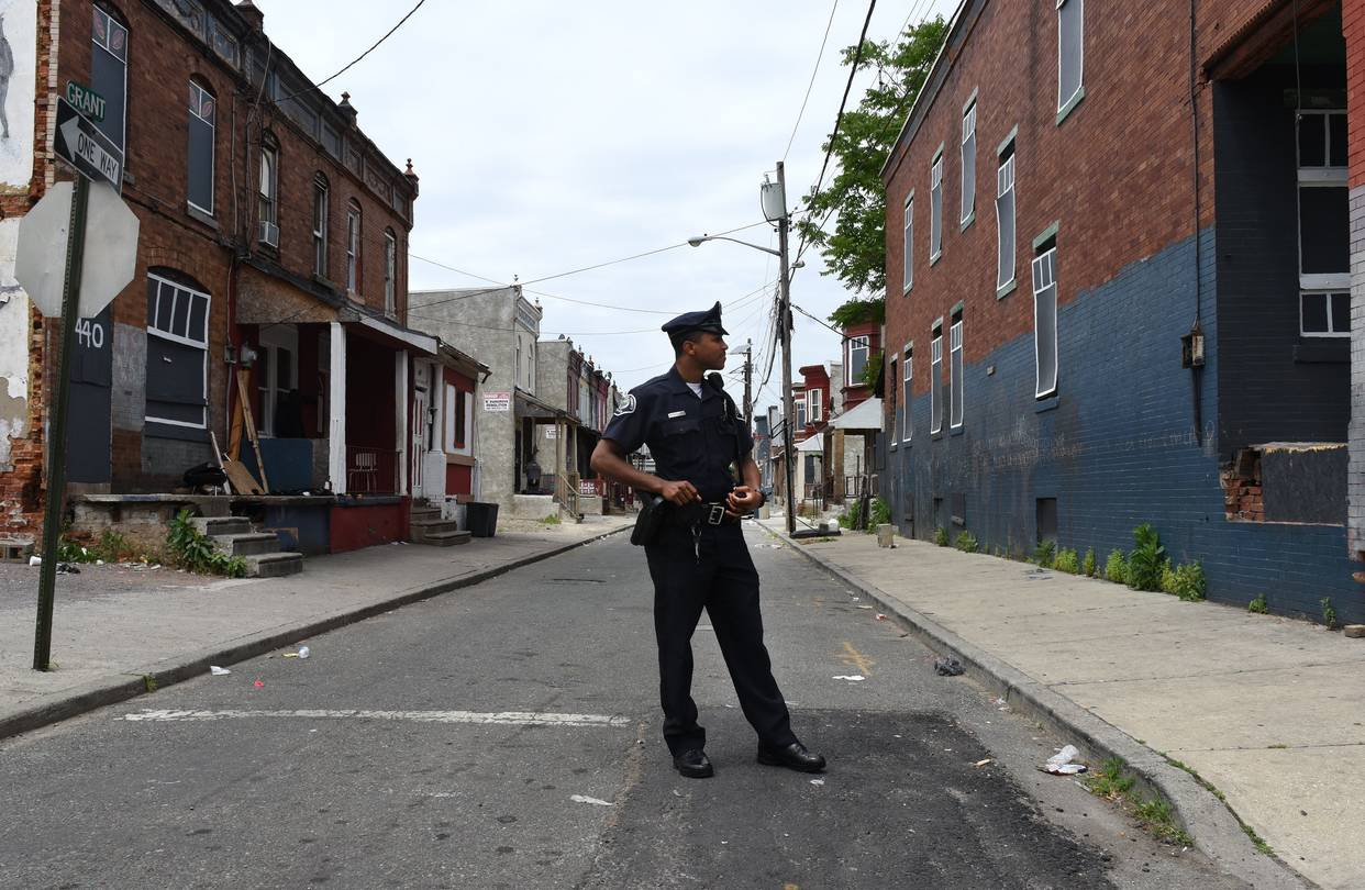 Statistics Show Streets Of Camden Getting Safer