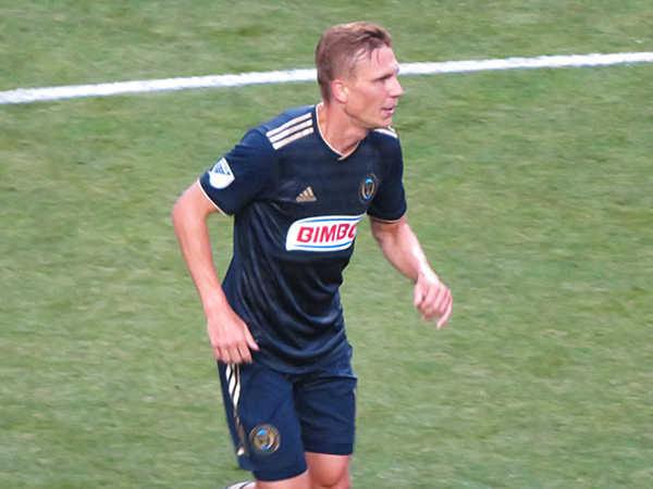 Union Eyeing Open Cup Prize