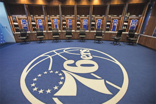 Sixers Looking to Strike it Rich NBA...