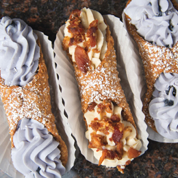 Top Five: Canolis