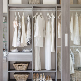 Custom Closets: the New Norm