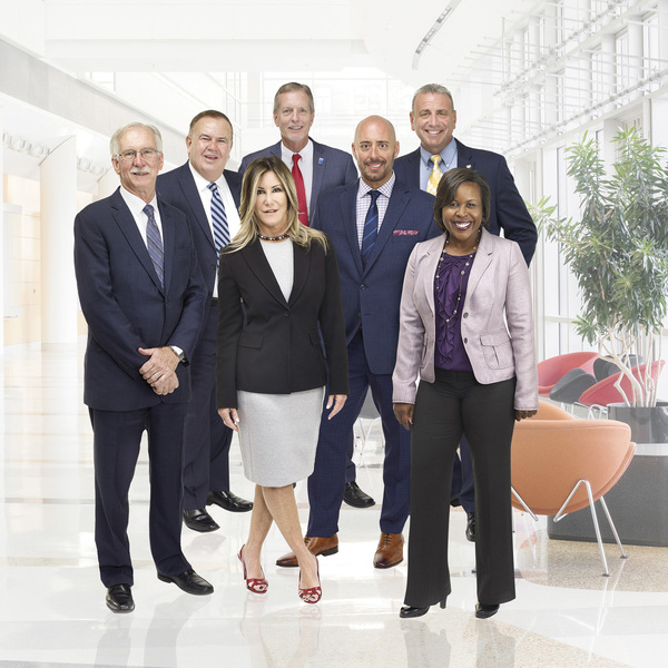 2017 Executives of the Year
