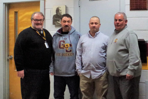 Gloucester Catholic Names New Ice...