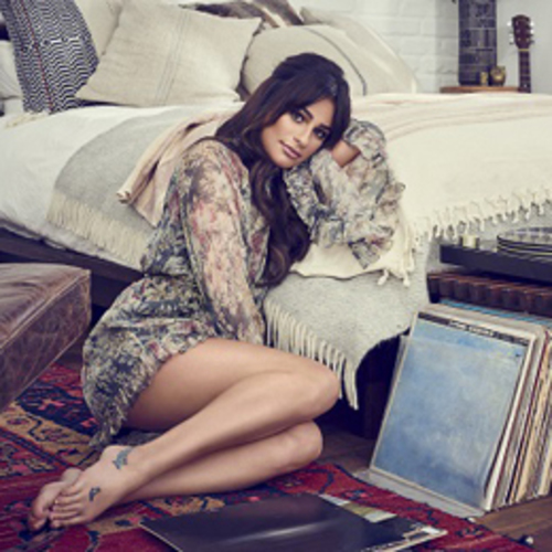Songstress Lea Michele kicks off her...