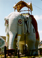 SJ Attractions: Lucy the Elephant
