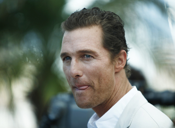 Matthew McConaughey Takes Out...