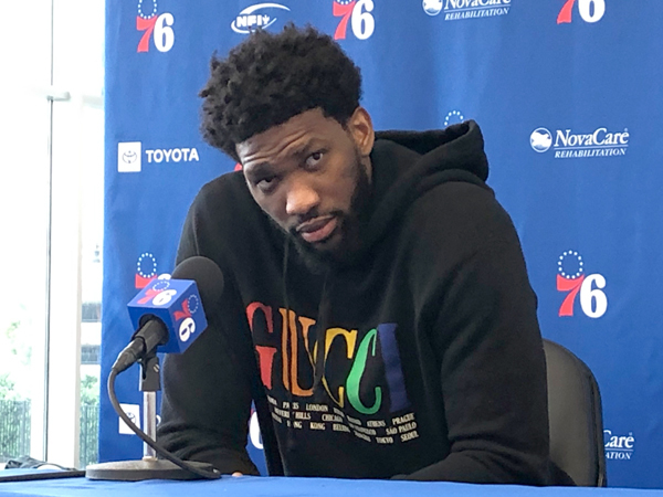 Sixers Hope to Benefit from Growing Pains