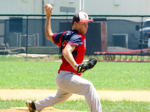 Brooklawn American Legion Fought to the End in Regional Competition