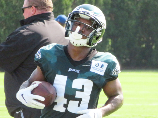 finest selection f8672 27be4 Darren Sproles Returns a Boost to the Eagles Offense ...