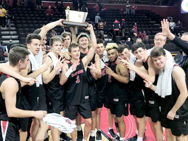 Impressive Boys' Basketball Season for South Jersey Teams