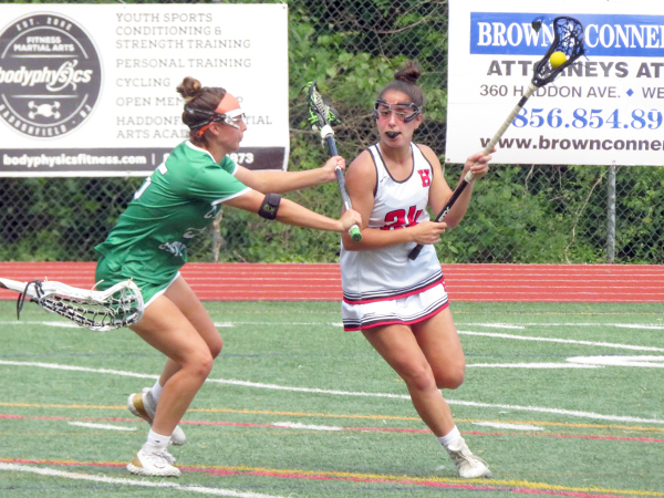 Two South Jersey Teams Win State Girls' Lacrosse Titles