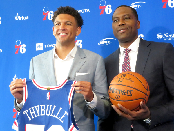Real Work Begins for the 76ers