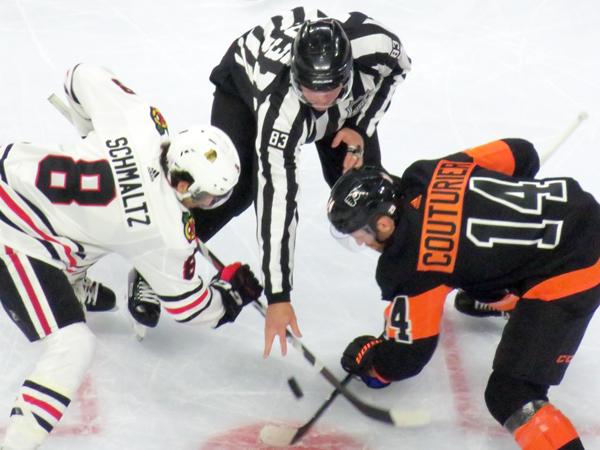 Flyers Continue Their Playoff Run