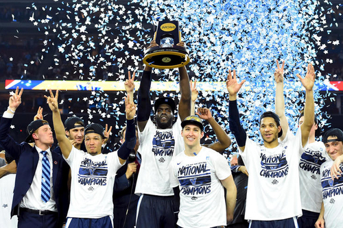 High Expectations Once Again for Villanova Basketball