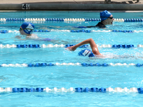 Pomona Looking to Defend Tri-County Swim Title