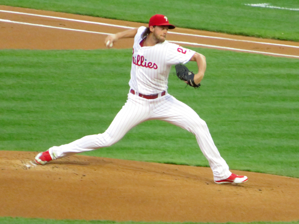 Tough Ending for Phillies and Aaron Nola
