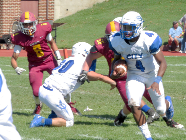 South Jersey Football Game of the Week: Burlington City at Buena