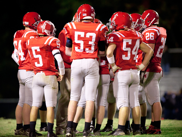 South Jersey Football Game of the Week: Lenape at Williamstown
