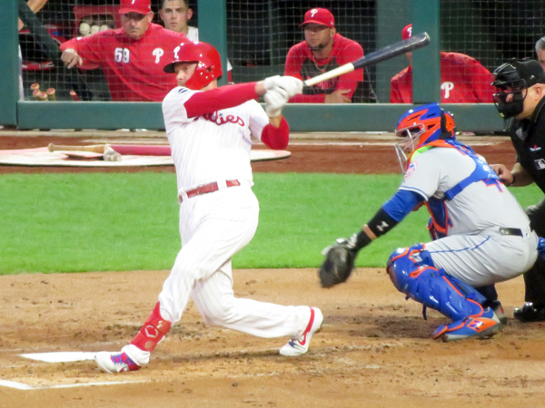 Phillies Rhys Hoskins Will Need a Comeback Season Next Year