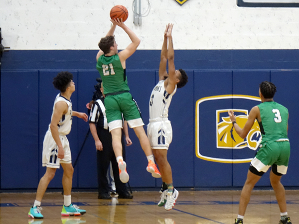 West Deptford boys' Basketball Looking for a Healthy Second Half
