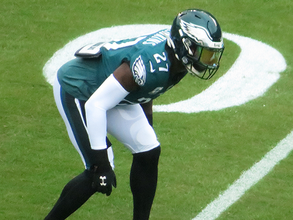 Eagles Clearly Miss Malcolm Jenkins