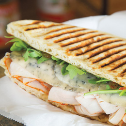 Top Five: Paninis