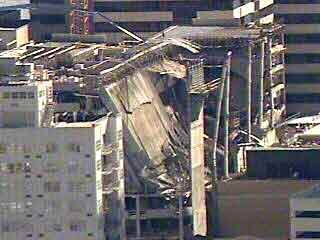 Tropicana Parking Garage Collapse
