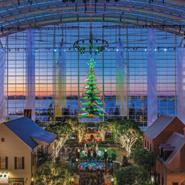 Winter Retreat