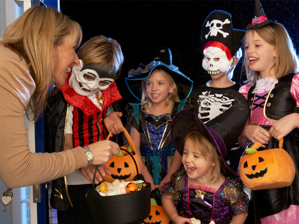 South Jersey Trick or Treat Curfews