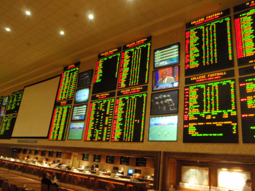 New Jersey Plans To Reveal 'Stunning' Sports Betting Numbers