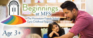 Moorestown Friends Beginnings 300x125