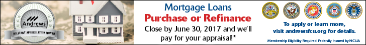 Andrews Credit Union Mortgage Loan May 728x90