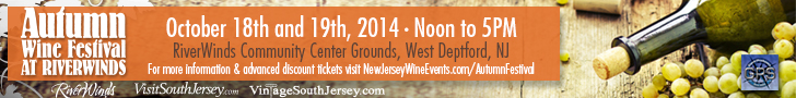 New Jersey Wine Events 728 x 90