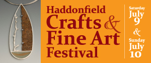 Haddonfield Craft Festival 300 x 125