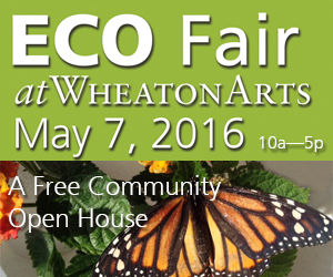 Wheaton Arts Eco April 2017