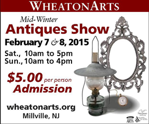 Wheaton Arts Antique Show 300x250